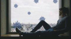 самоизоляция, карантин, коронавирус, пандемия, фото-символ
