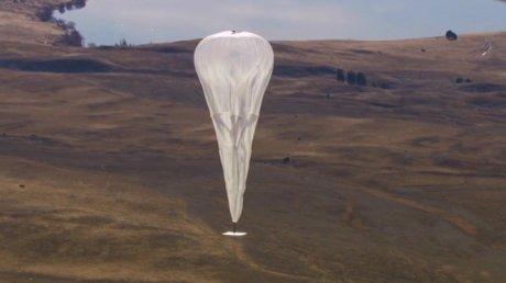 Проект Google по раздаче интернета с воздушных шаров сворачивают
