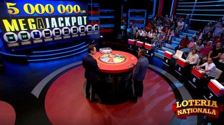 Телешоу Национальной лотереи: десять человек получили призы во время телеигры