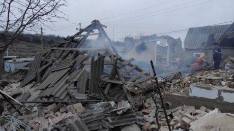 Мощный взрыв в частном доме в Сынджере: из-под завалов спасатели вытащили двух пострадавших (ФОТО, ВИДЕО)