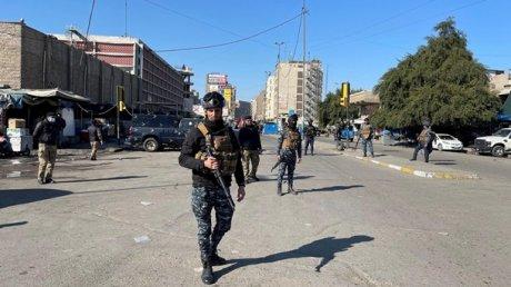 Кровавый теракт в Багдаде: на оживлённом рынке прогремели два взрыва