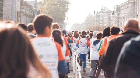 Марафон по легендарным местам Молдовы: 30 человек пробежали 50 км