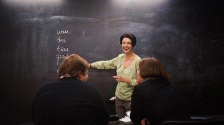 Румынский теперь и в Питере: уроженка Молдовы обучает иностранцев языку и культуре нашего народа