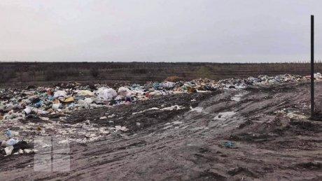 Грязная история: горы мусора стали вечной проблемой для молдавских городов и сёл