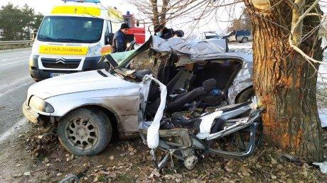 Страшная авария в Сынджерейском районе: погибла 20-летняя девушка-водитель (ФОТО)