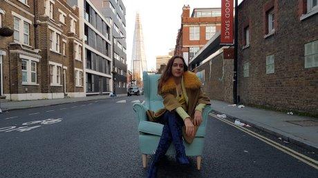 Молдаванка Виктория Фрунзе рассказала, как пыталась найти себя в Италии, Греции и остановилась в Лондоне