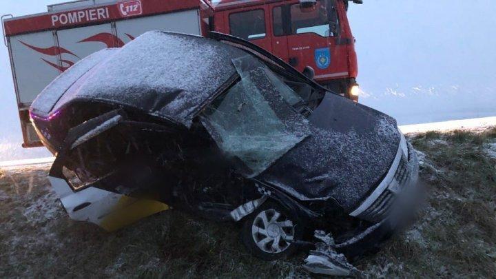 Ещё одна жертва аварии в Хынчештском районе: в больнице умер водитель такси