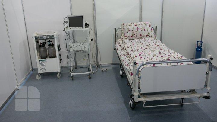 В нескольких больницах развернут дополнительные койки для больных COVID-19