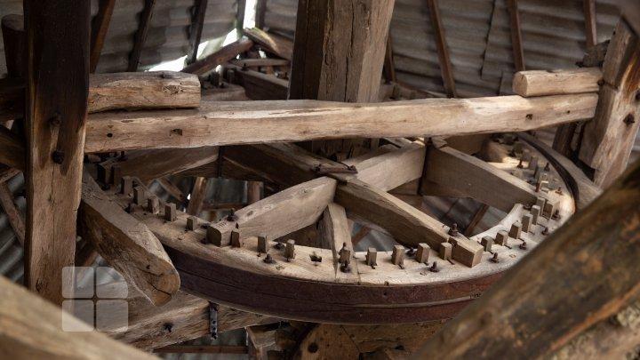 В селе Гайдар муниципия Комрат намерены отреставрировать мельницу 19 века