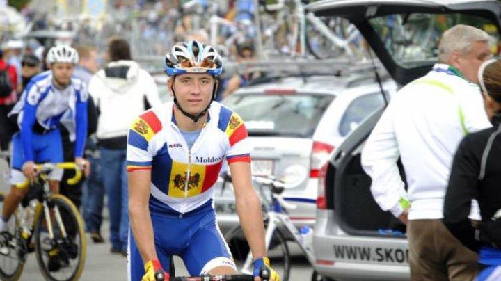 Молдавский велогонщик Кристиан Райляну готовится к новому соревновательному сезону