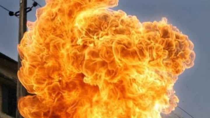 В Кувейте загорелось крупнейшее в мире нефтяное месторождение