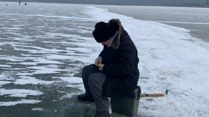 Многолюдность на озере Гидигич: комментарии рыбаков и спасателей