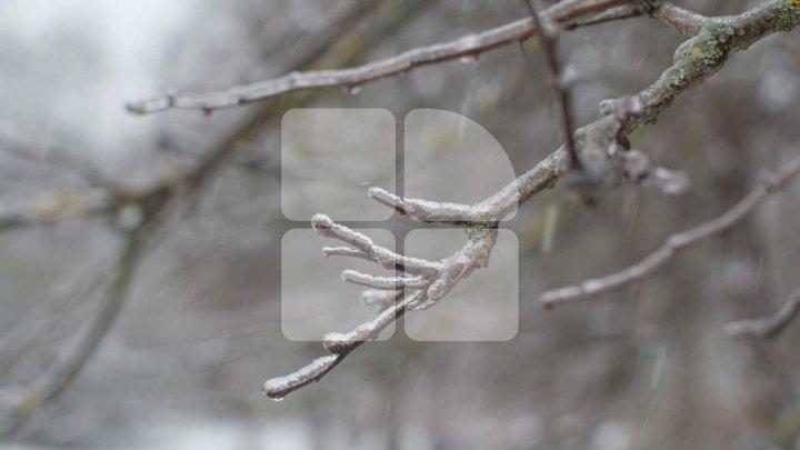 На Молдову наступают крещенские морозы, о которых предупреждали синоптики. Прогноз погоды на 16 января