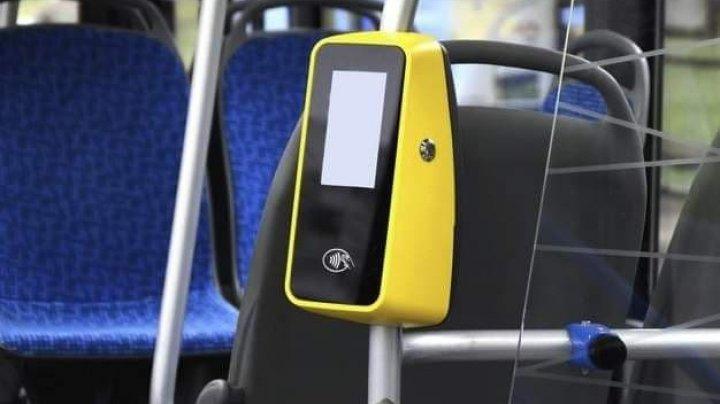 Стартовал пилотный проект по системе электронной оплаты проезда в столичном транспорте