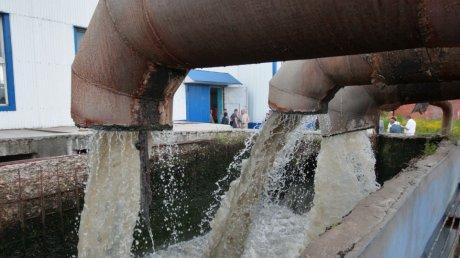Работы по модернизации очистных сооружений в Кишиневе не завершат и в этом году