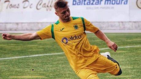 Олег Рябчук признан лучшим футболистом Молдовы 2020 года