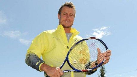 Австралиец Ллейтон Хьюитт войдет в Зал теннисной славы