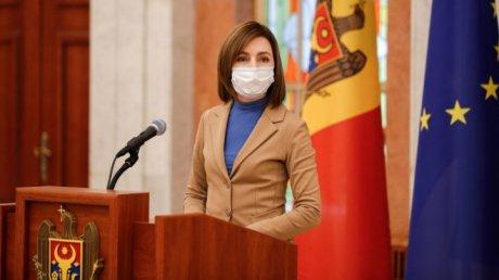 Майя Санду: Система здравоохранения оказалась на грани коллапса из-за безответственности властей