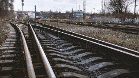С ноября без зарплаты: железнодорожники вышли на протест в Бельцах