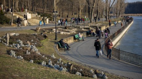 До +17 градусов: прогноз погоды в Молдове на 26 февраля