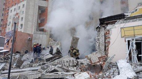 Момент взрыва в суши-баре в Нижнем Новгороде попал на ВИДЕО