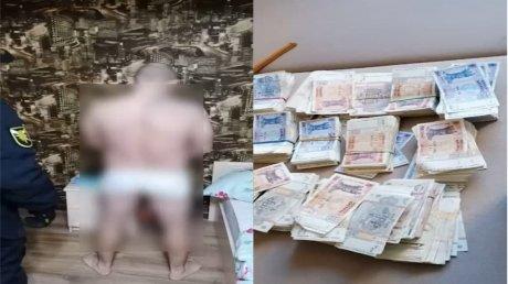 Задержаны еще пять человек, причастных к хищению денег с банковских карт (ВИДЕО)
