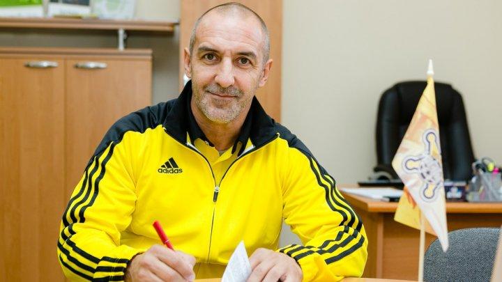 Роберто Бордин с нетерпением ждет начала работы в сборной Молдовы по футболу