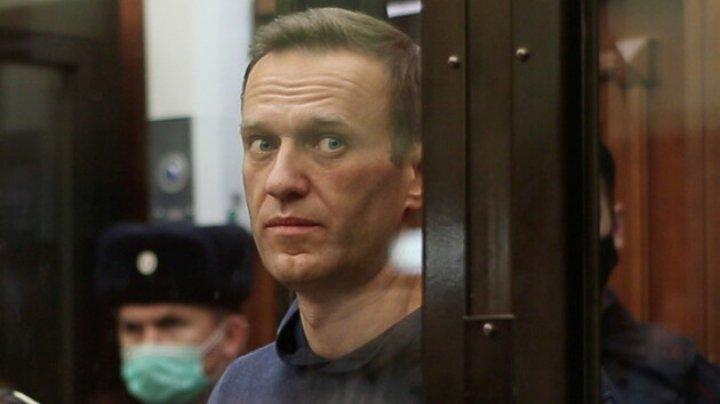 """Алексея Навального этапировали из """"Матросской тишины"""""""