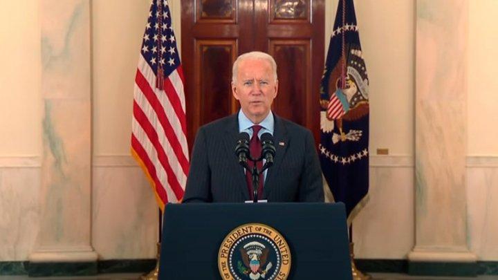 Джо Байден: Вашингтон никогда не признает законности факта вхождения Крыма в состав России