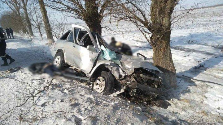 Страшная авария в Бричанском районе: два человека погибли