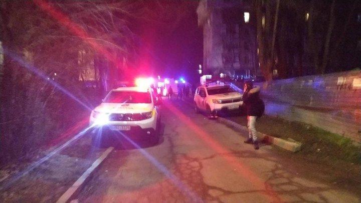 Взрыв в многоэтажке по улице Индепенденцей: пострадали три человека (ФОТО, ВИДЕО)