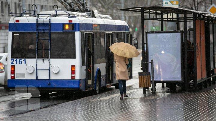 В Кишинёве начинают тестировать систему электронной оплаты в общественном транспорте