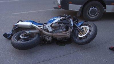 В Комрате подросток на мотоцикле сбил трехлетнего малыша: ребенок в больнице