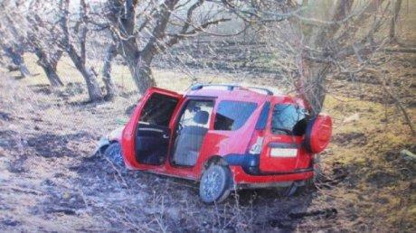 Два человека пострадали в результате ДТП в Фалештском районе