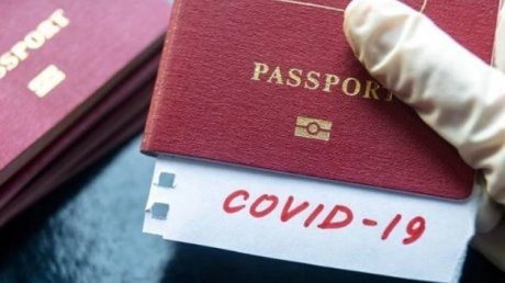 """""""Это не мелкое преступление"""": в Германии предложили наказывать за подделку паспортов вакцинации"""