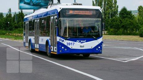 Троллейбусный парк Кишинёва хотят модернизировать за счёт выпуска муниципальных облигаций