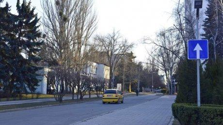 В Кишинёве открыли для транспорта участок улицы Марии Чеботарь