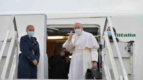 Папа римский впервые в истории посетил Ирак