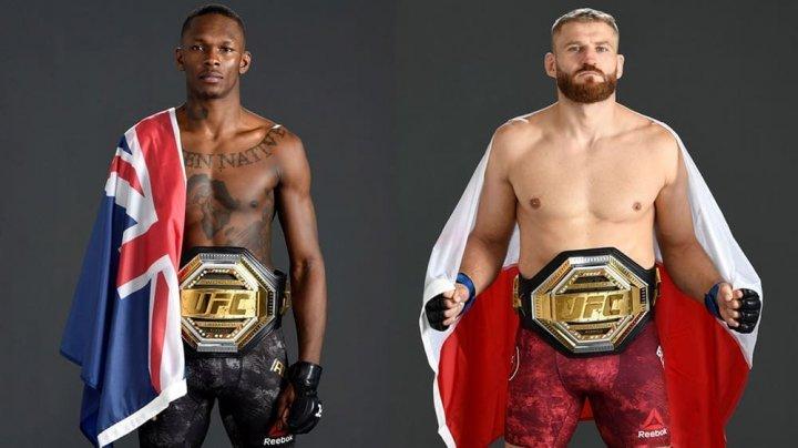 Подготовка к титульному бою: на UFC 259 за титул поспорят Блахович и Адесанья