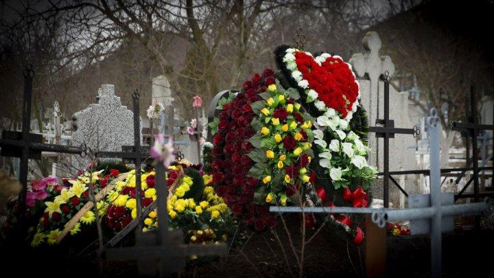 """Жителям Кишинёва напомнили, когда можно прийти на уборку могил на кладбище """"Святого Лазаря"""""""