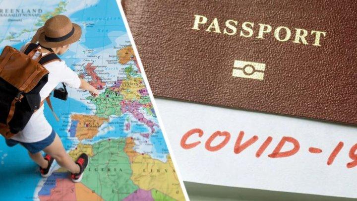 """ВОЗ пока не рекомендует вводить """"иммунные паспорта"""" для путешественников"""