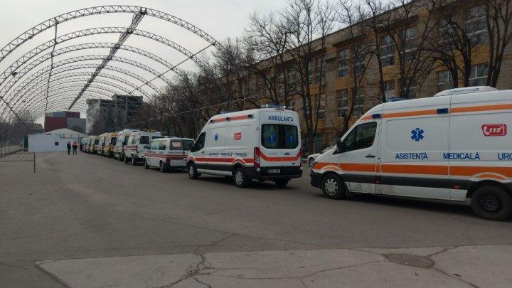Молдавские больницы на грани: свободных коек для пациентов с COVID-19 нет или почти нет