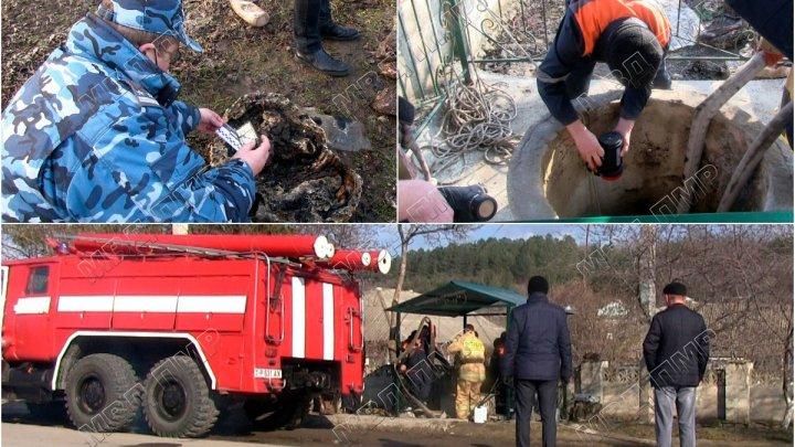 В селе под Рыбницей нашли расчлененные человеческие останки в свёртках
