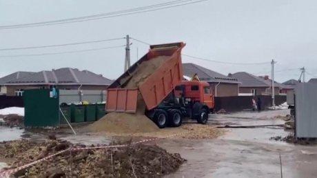 В России набирают силу паводки: снег ещё не растаял, а затопления отмечены уже в 34 регионах