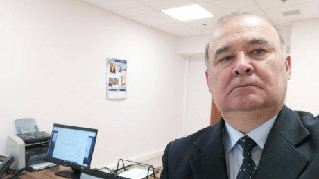 Виктор Степанюк утверждает, что его уволили из администрации президента по политическим мотивам