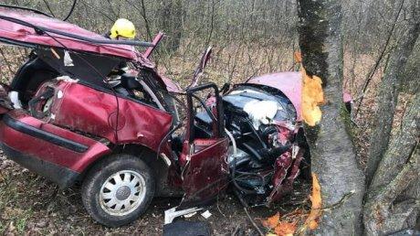 Смертельная авария в у села Окница одноименного района: погибла семейная пара (ФОТО)
