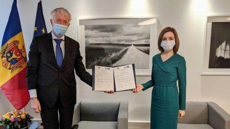 В Страсбурге запущен План действий Совета Европы для Молдовы на ближайшие три года