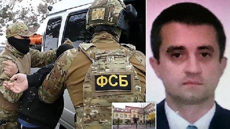 В Санкт-Петербурге задержан консул Украины Александр Сосонюк: ФСБ обнародовала ВИДЕО
