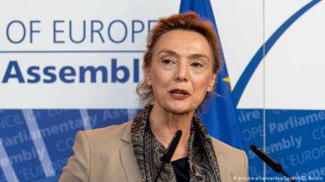 Ответ генсека Совета Европы на обращение председателя парламента Зинаиды Гречаной