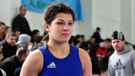 Анастасия Никита стала бронзовым призером чемпионата Европы по борьбе в Варшаве